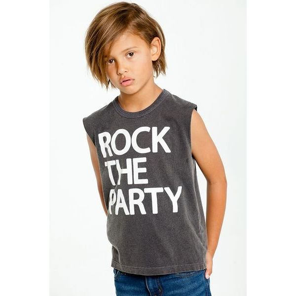 ROCK THE PARTY TANK