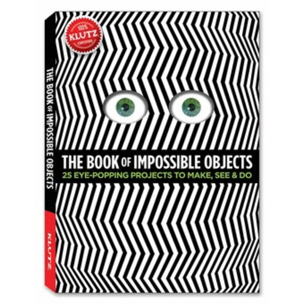 BOOK OF IMPOSSIBLE OBJECTS