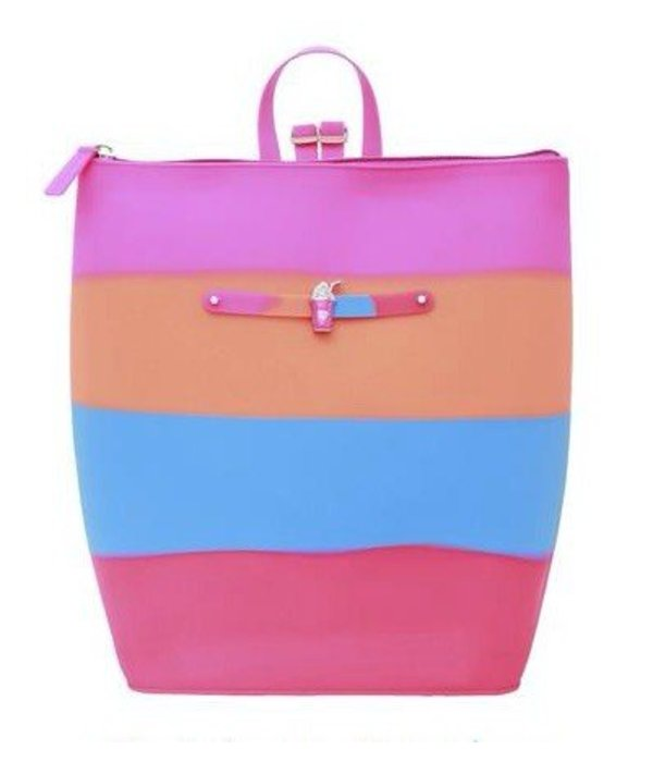 AMERICAN JEWEL RAINBOW SUNDAE SCENTED ZIPPER BAG(CURRENTLY SOLD OUT)