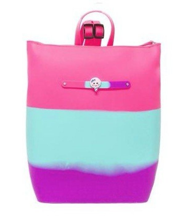 AMERICAN JEWEL TAFFY SCENTED ZIPPER BAG(CURRENTLY SOLD OUT)