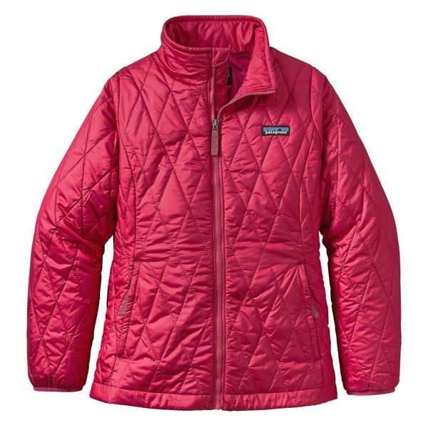GIRLS NANO PUFF JACKET