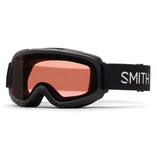 GAMBLER GOGGLES - BLACK/RC36 - YOUTH MEDIUM