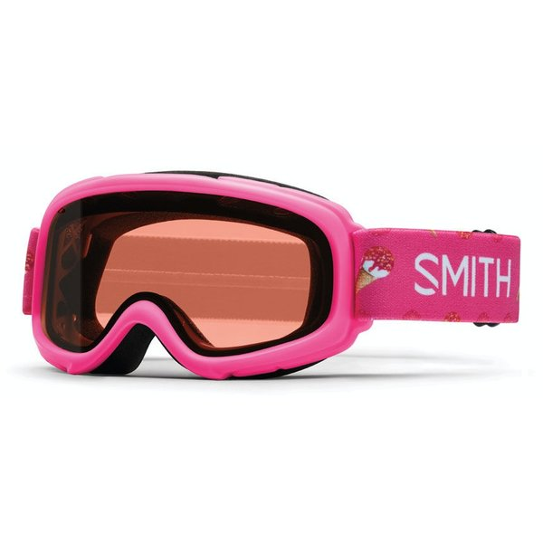 GAMBLER GOGGLES - PINK SUGARCONE - YOUTH MEDIUM