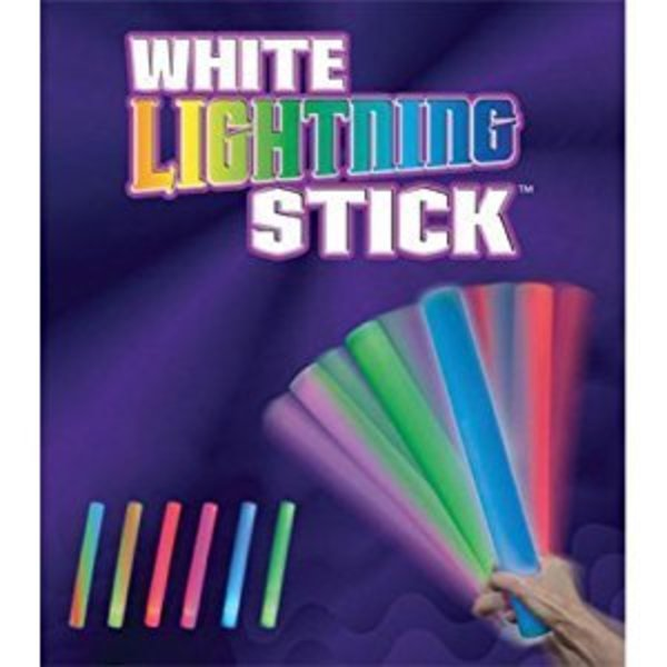 WHITE LIGHTNING STICK