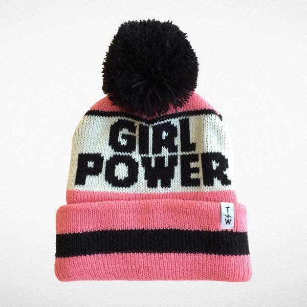 GIRL POWER BEANIE