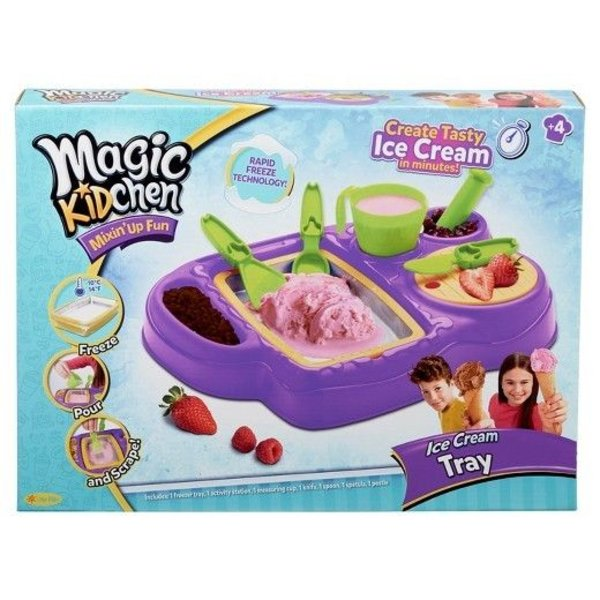 ICE CREAM TRAY