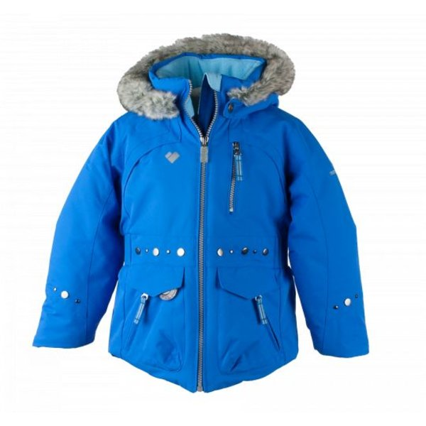TAIYA JACKET STELLAR BLUE