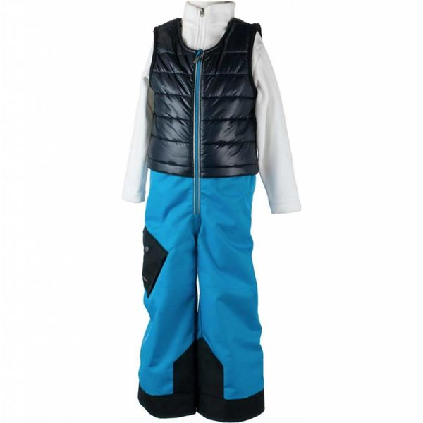 CHILKAT BIB POLAR BLUE