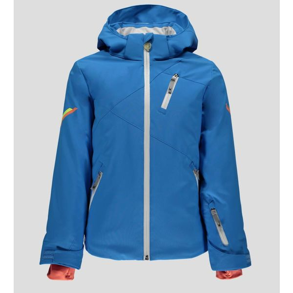 GIRLS PANDORA JACKET FRENCH BLUE