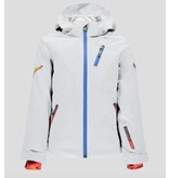 SPYDER GIRLS PANDORA JACKET WHITE