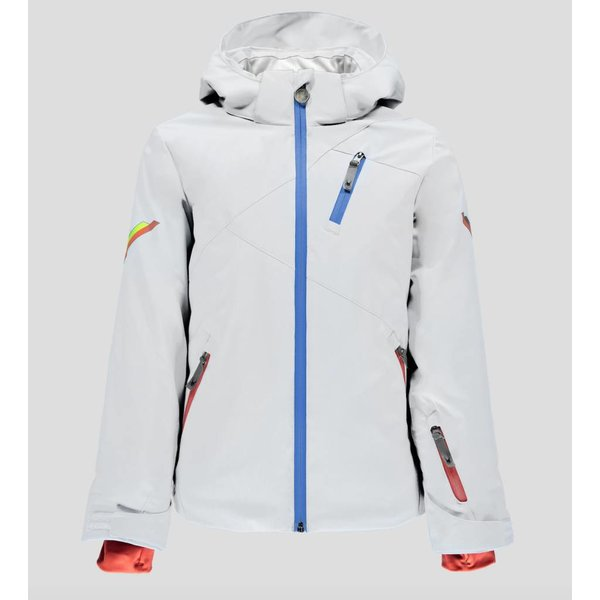 GIRLS PANDORA JACKET WHITE