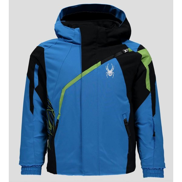 MINI CHALLENGER JACKET FRENCH BLUE/BLACK/FRESH