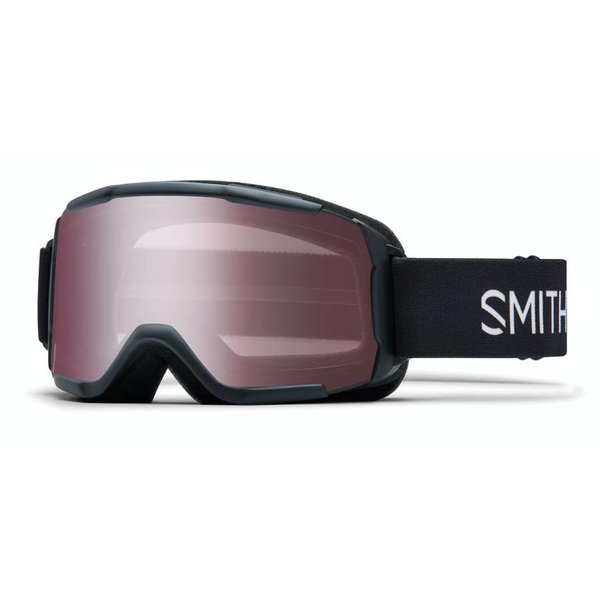 DAREDEVIL OTG GOGGLE - BLACK IGNITOR MIRROR - YOUTH MEDIUM