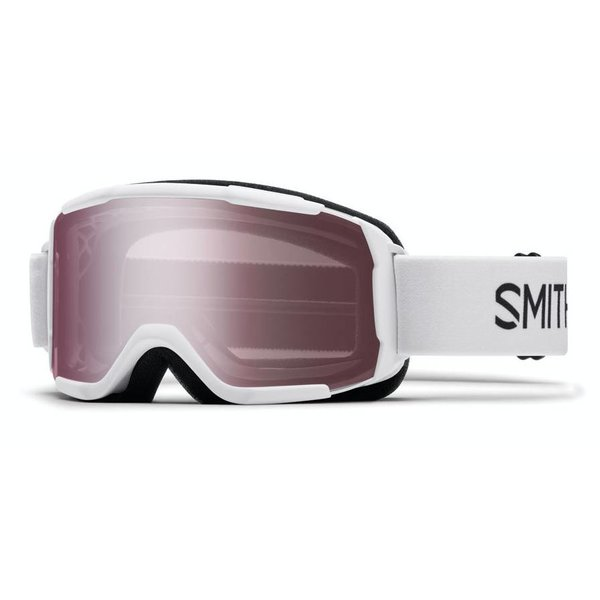 DAREDEVIL OTG GOGGLE - WHITE IGNITOR MIRROR - YOUTH MEDIUM