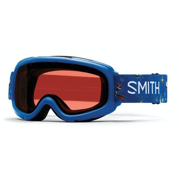 GAMBLER GOGGLES - COBALT SHUTTLES - YOUTH MEDIUM