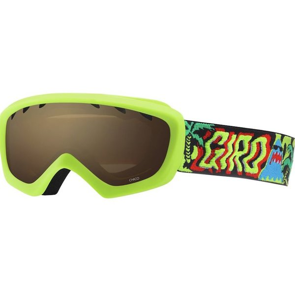 CHICO GOGGLES LIME SHARK - YOUTH SMALL (AGES 2-5)