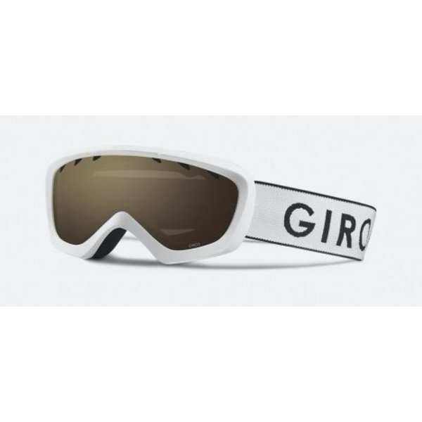 CHICO GOGGLES WHITE ZOOM - YOUTH SMALL (AGES 2-5) - CURRENTLY SOLD OUT