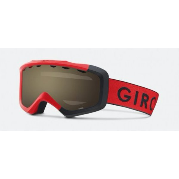 GRADE GOGGLES RED/BLACK ZOOM - YOUTH MEDIUM - CURRENTLY SOLD OUT