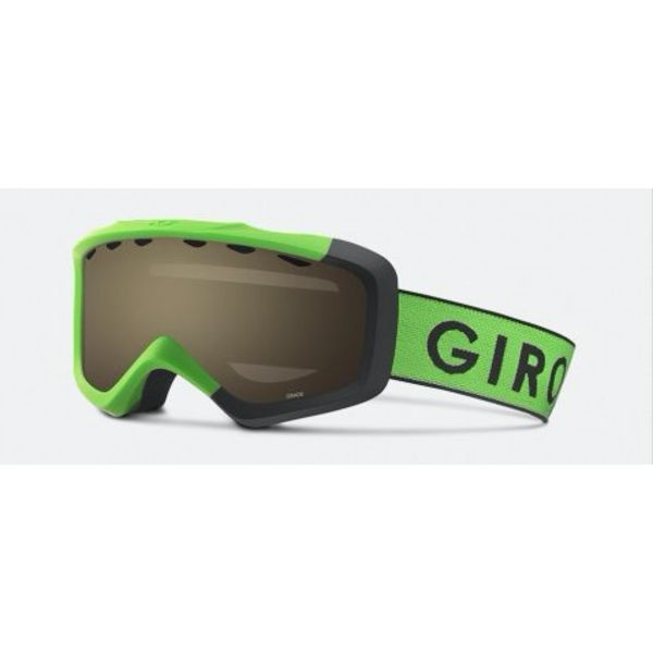 GRADE GOGGLES GREEN/BLACK ZOOM - YOUTH MEDIUM - CURRENTLY SOLD OUT