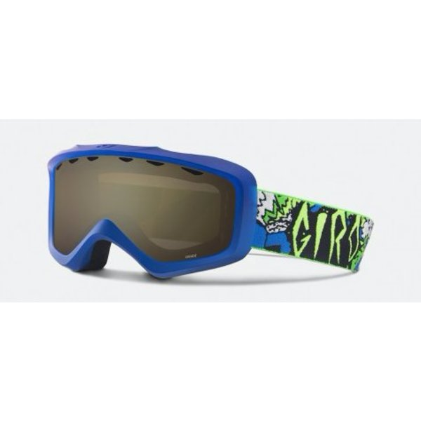 GRADE GOGGLES BLUE/GREEN ROAR - YOUTH MEDIUM - CURRENTLY SOLD OUT