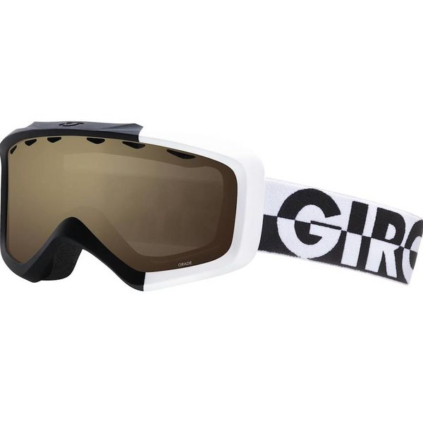 GRADE GOGGLES BLACK/WHTE - YOUTH MEDIUM - CURRENTLY SOLD OUT
