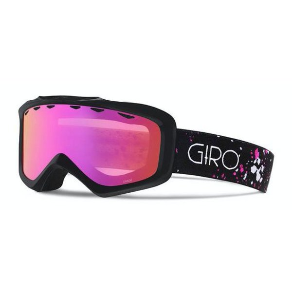 GRADE GOGGLES BLACK/MAGENTA - YOUTH MEDIUM - CURRENTLY SOLD OUT