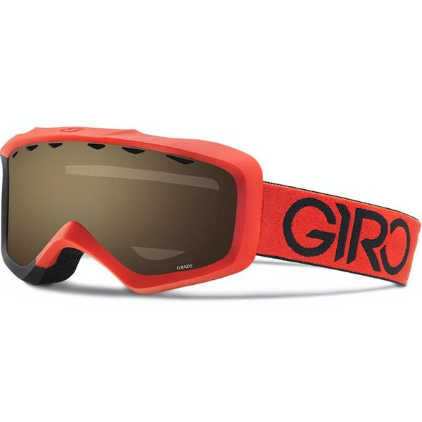 GRADE GOGGLES RED - YOUTH MEDIUM - CURRENTLY SOLD OUT