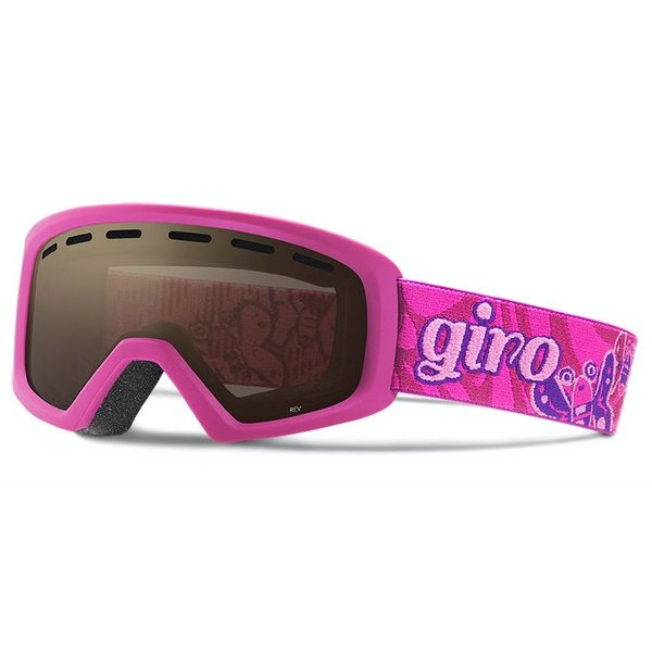 REV GOGGLES BERRY BUTTERFLY - YOUTH MEDIUM