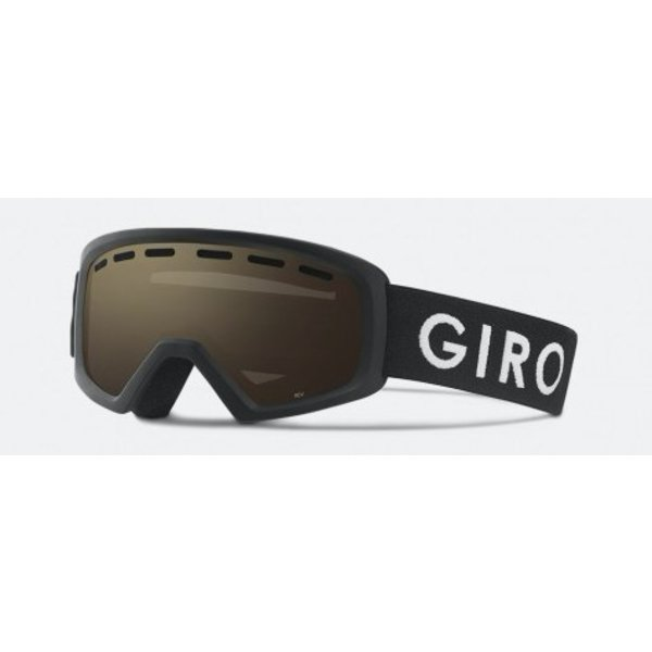 REV GOGGLES BLACK ZOOM - YOUTH MEDIUM - CURRENTLY SOLD OUT