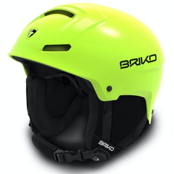 MAMMOTH ABS HELMET - YELLOW FLUO
