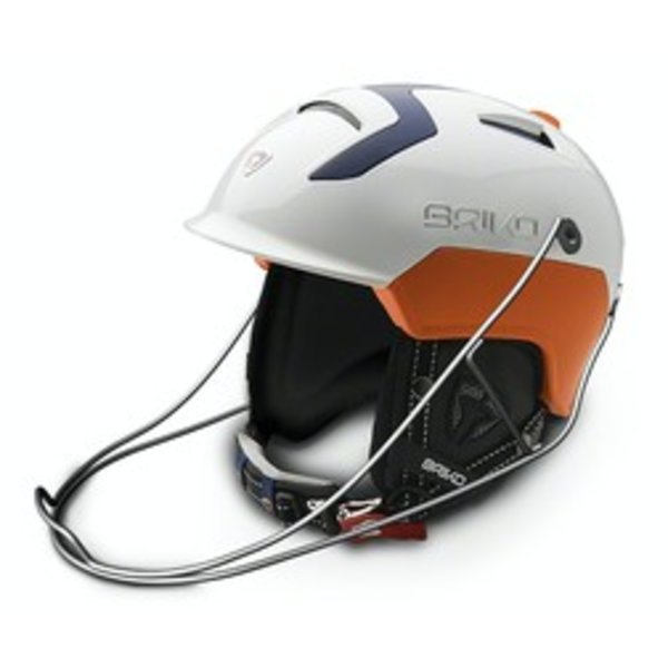 ETNA SL HELMET - WHITE/ORANGE