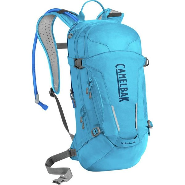 MULE CAMELBAK - ATOMIC BLUE/ PITCH BLUE