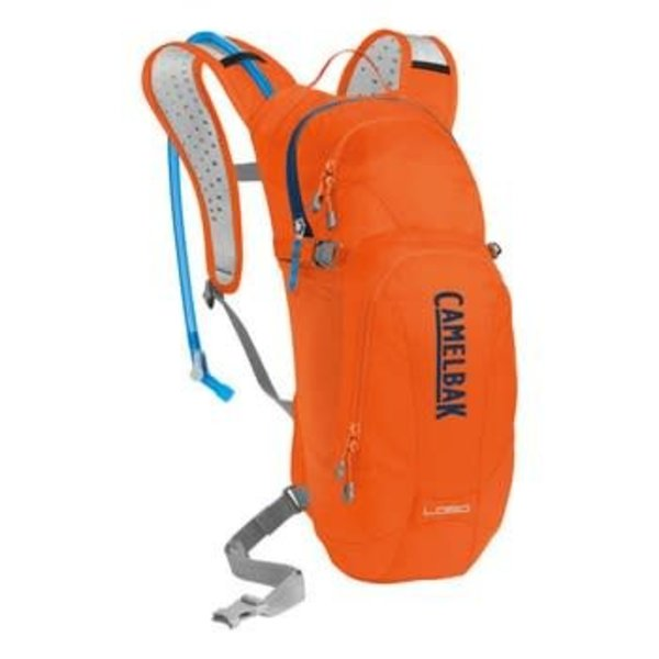 MULE CAMELBAK - LASER ORANGE / PITCH BLUE