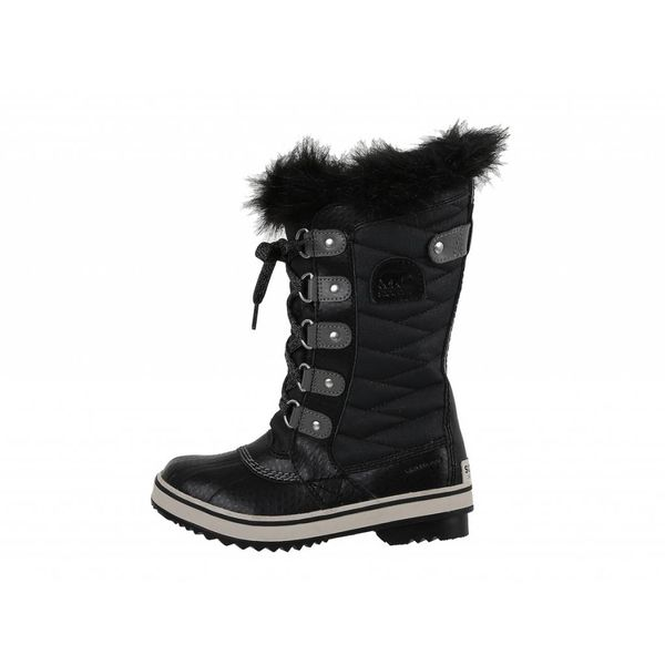 YOUTH TOFINO BOOT - BLACK