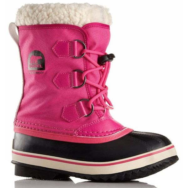 YOUTH YOOT PAC NYLON BOOT - HAUTE PINK