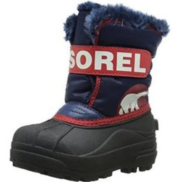 CHILDREN'S SNOW COMMANDER BOOT - BLUE
