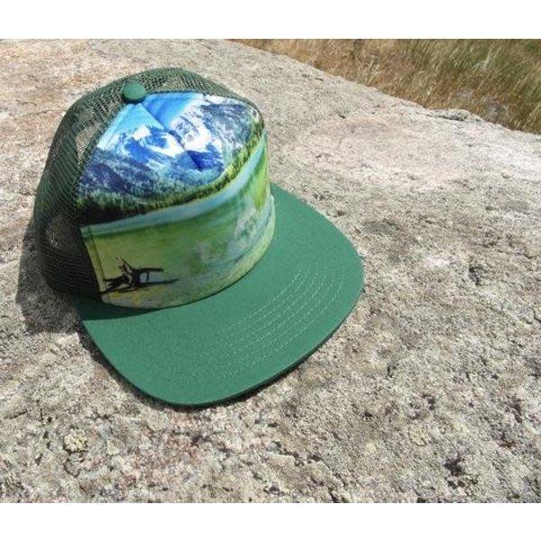 GREEN MOUNTAIN CAP