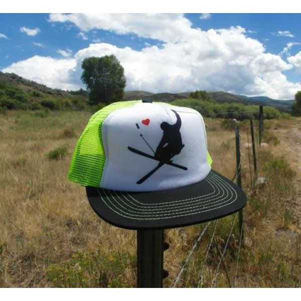 SKI LOVE CAP