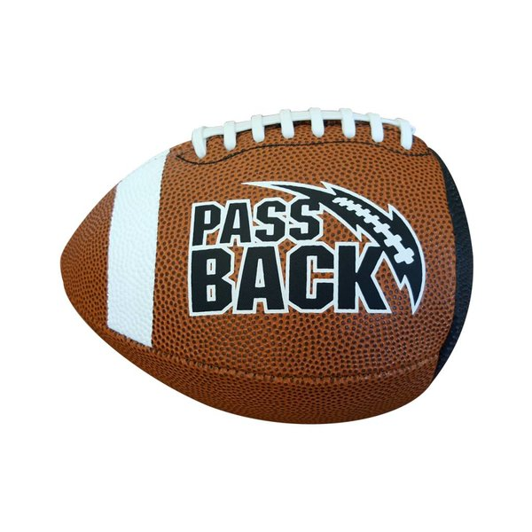 PEE WEE SIZE PASSBACK (AGES 4-8)