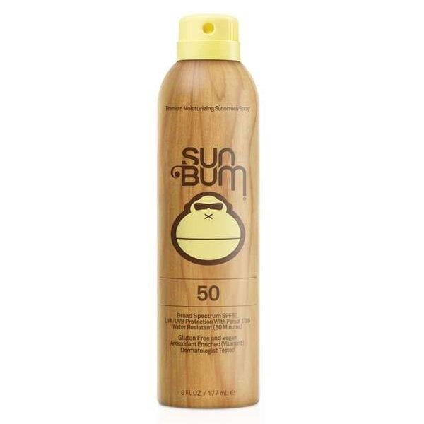 SPF 50 ORIGINAL SPRAY SUNSCREEN - 6OZ