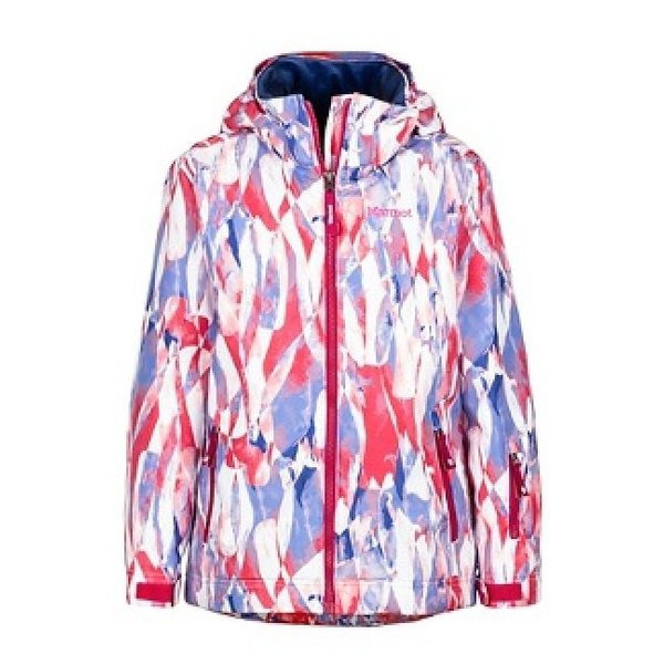 GIRL'S BIG SKY JACKET - RUBY WISTERIA