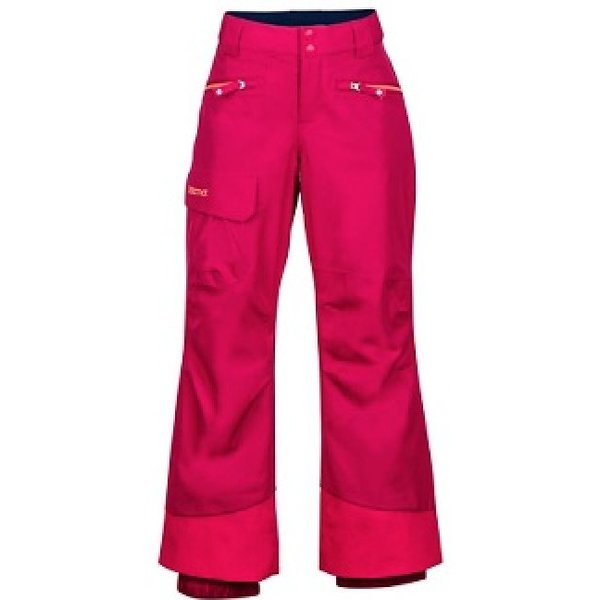 GIRL'S FREERIDER PANT - BRIGHT RUBY