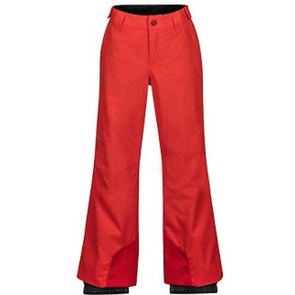 BOY'S VERTICAL PANT - HOT ORANGE