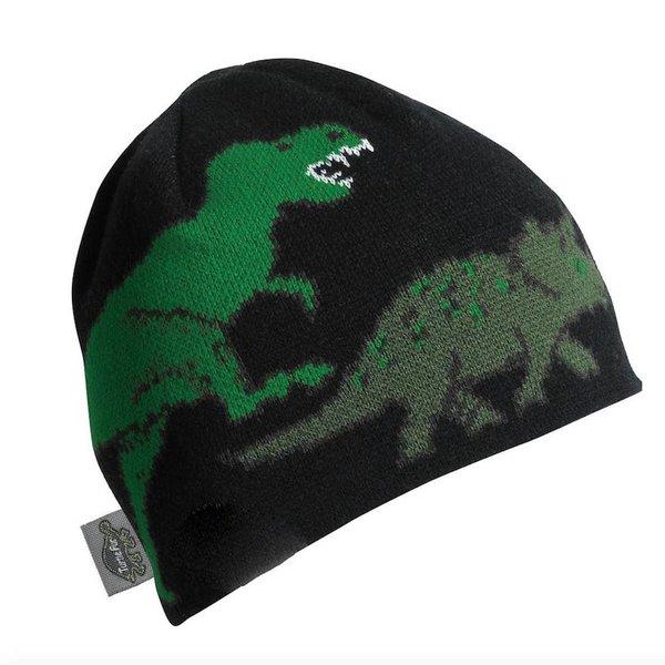 KIDS JURASSIC HAT - BLACK