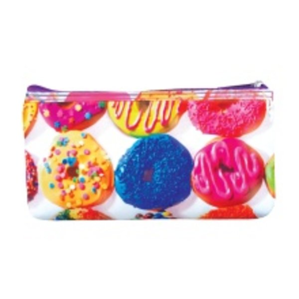 ASSORTED DONUTS PENCIL CASE