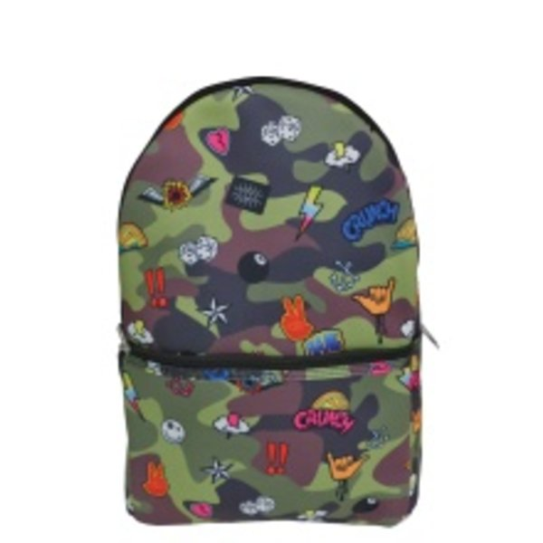 CAMO NEOPRENE BACKPACK