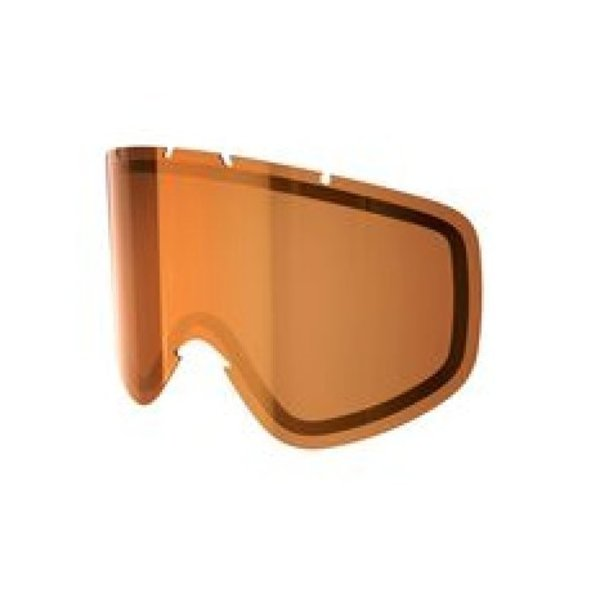 IRIS LENS - SONAR ORANGE - SMALL