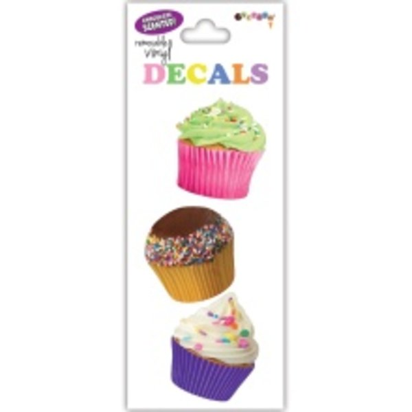CUPCAKES SMALL DECAL