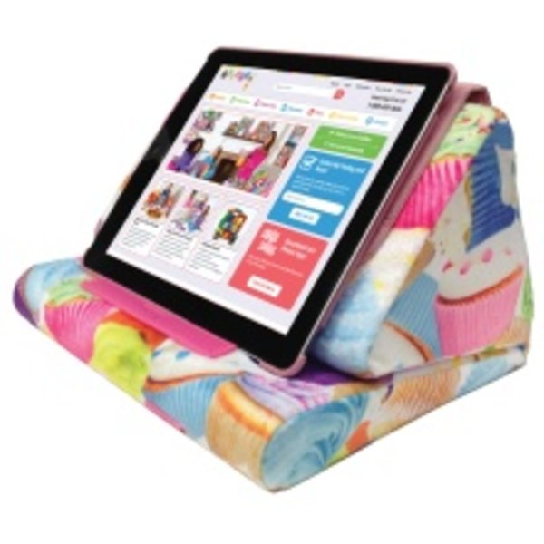 CUPCAKES TABLET PILLOW