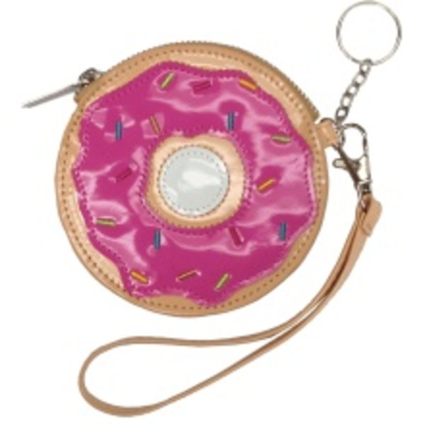 DONUT PURSE/KEY CHAIN